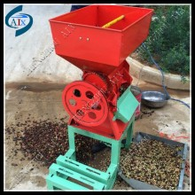 most popular coffee bean sheller/dehuller/husker/shelling/dehulling machine