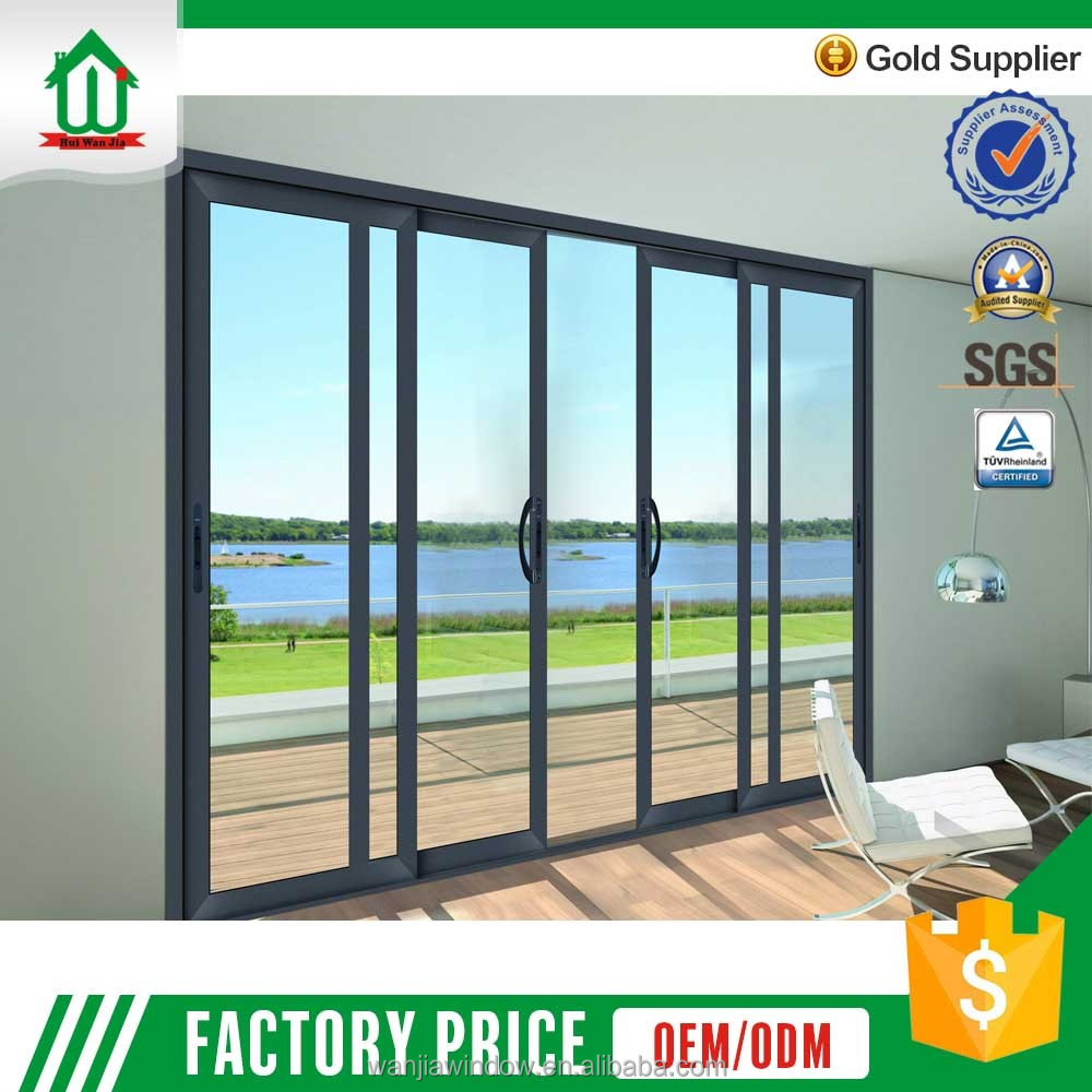factory Prices lowes sliding glass patio doors