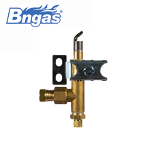 B880205Bgas water heater spare parts/pilot burner/gas bbq burner parts
