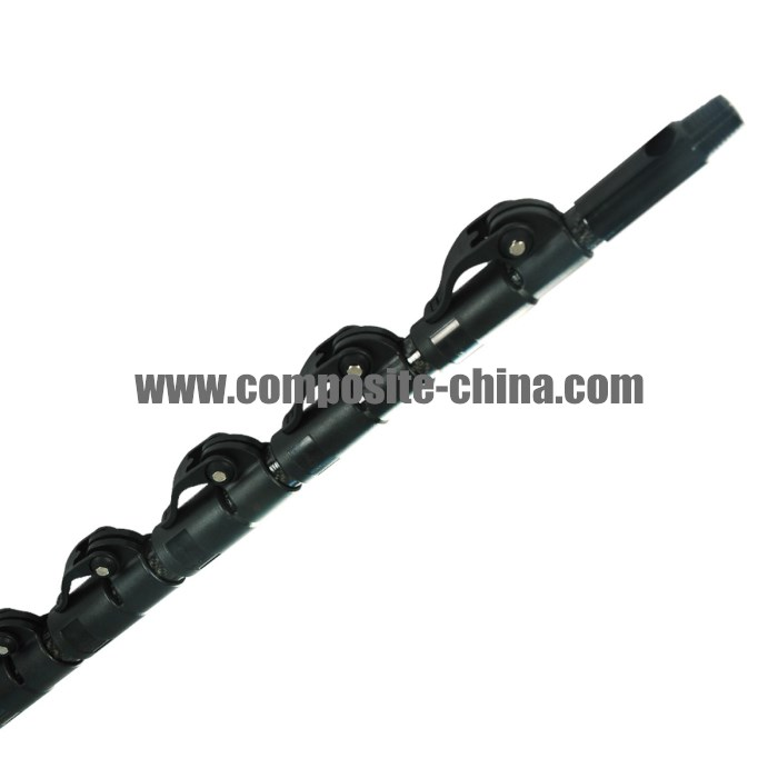 Low price high quality carbon fiber telescopic pole