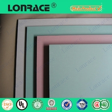 Eco-friendly building material plasterboard gypsum board drywall for sale