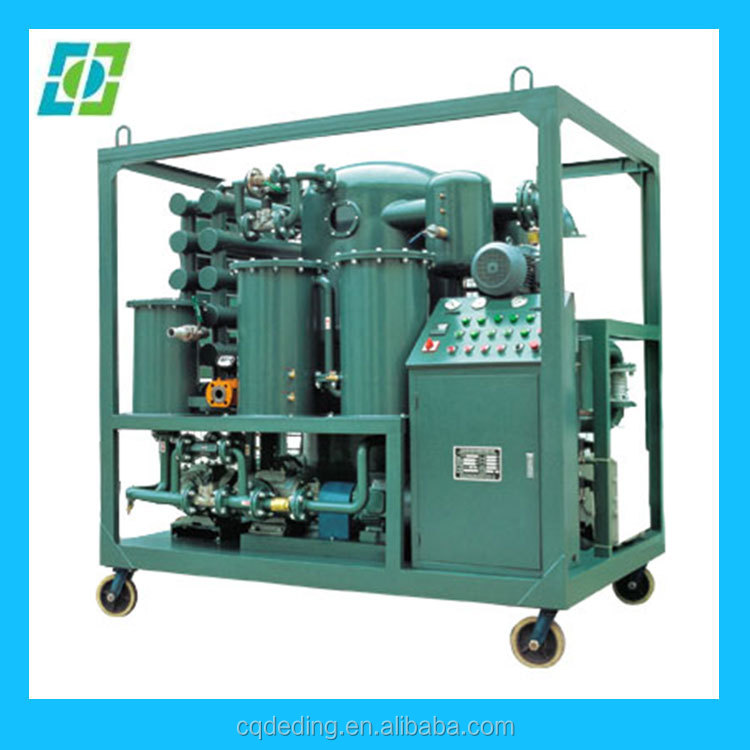 Cheap Used Engine Oil Recycling Machine Cost for Sale