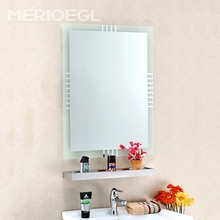 Chinese factory wholesale price pretty bathroom cosmetic led mirror