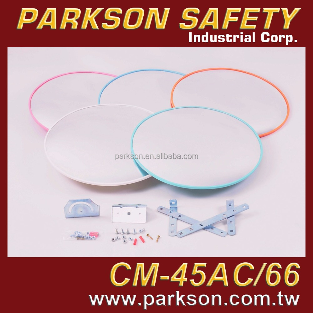 PARKSON SAFETY Taiwan Colorful Road Traffic Safety Equipment Convex Mirror CM-45AC