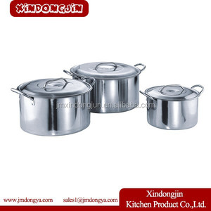 TB-4526 stainless steel cookware set,induction cooker,stock pot,soup potfrying pan