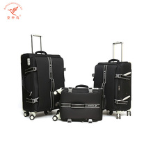China supplier waterproof lightweight school luggage bags in baigou