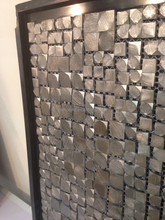 aluminium composite panel mosaic for interior