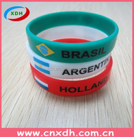 Hot new product for 2016 cool silicone bracelet