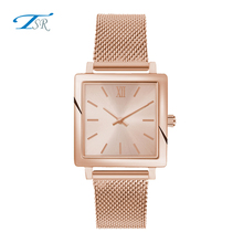 Copper watch 3ATM japan movement fashion brand watch supplier