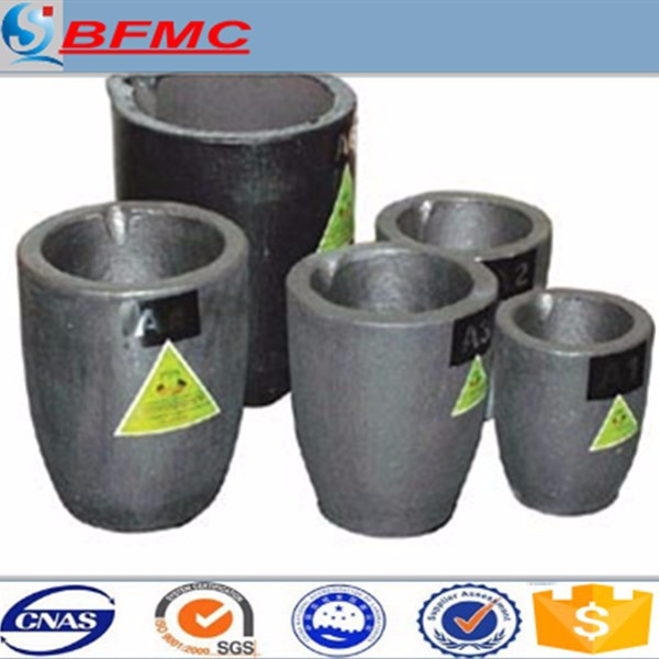 cast iron Graphite Crucible