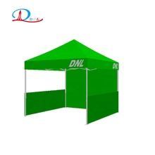 10 <strong>x10</strong> ft Outdoor Party Tent with Removable Sidewalls EZ Easy Pop Up Canopy Tent