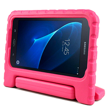 Hot selling wholesale price shockproof case cover for Samsung Galaxy 2016 Tab A 7 inch tablet with carrying handle stand