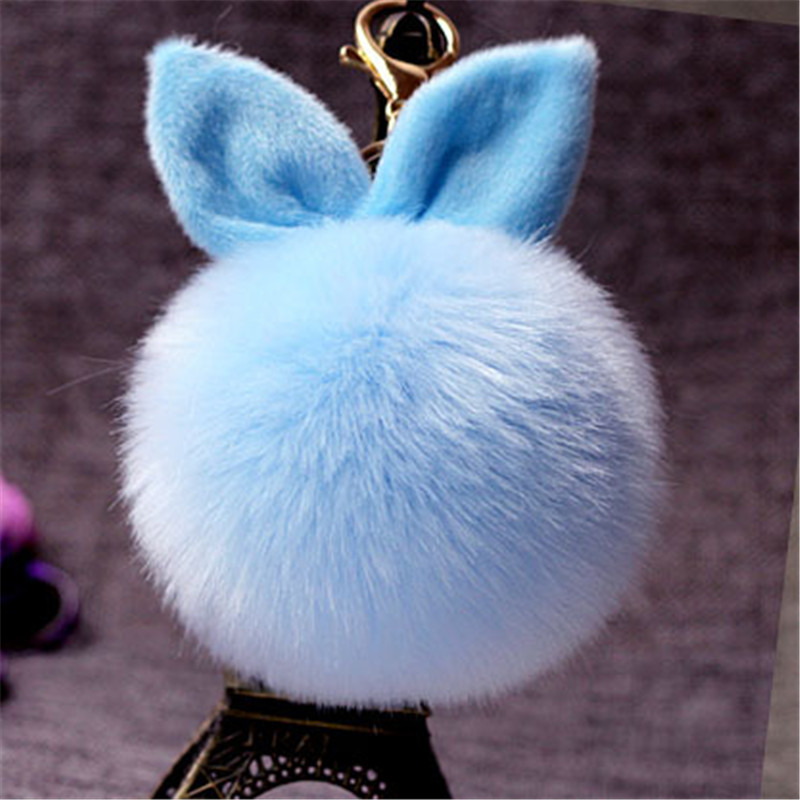 cute funny plush unicorn promotional Design custom More design multicolor keychain charms