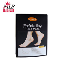 Beauty and personal care callus remover chemical exfoliant foot peel mask for sale