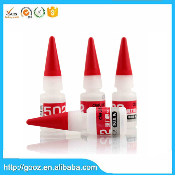 Wholesale 502 Adhesive Superglue Waterproof Super Glue for Plastic