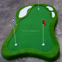 customized size Mini Golf Green golf putting green MAT