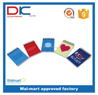 Factory direct sale new design cheap promotional note book