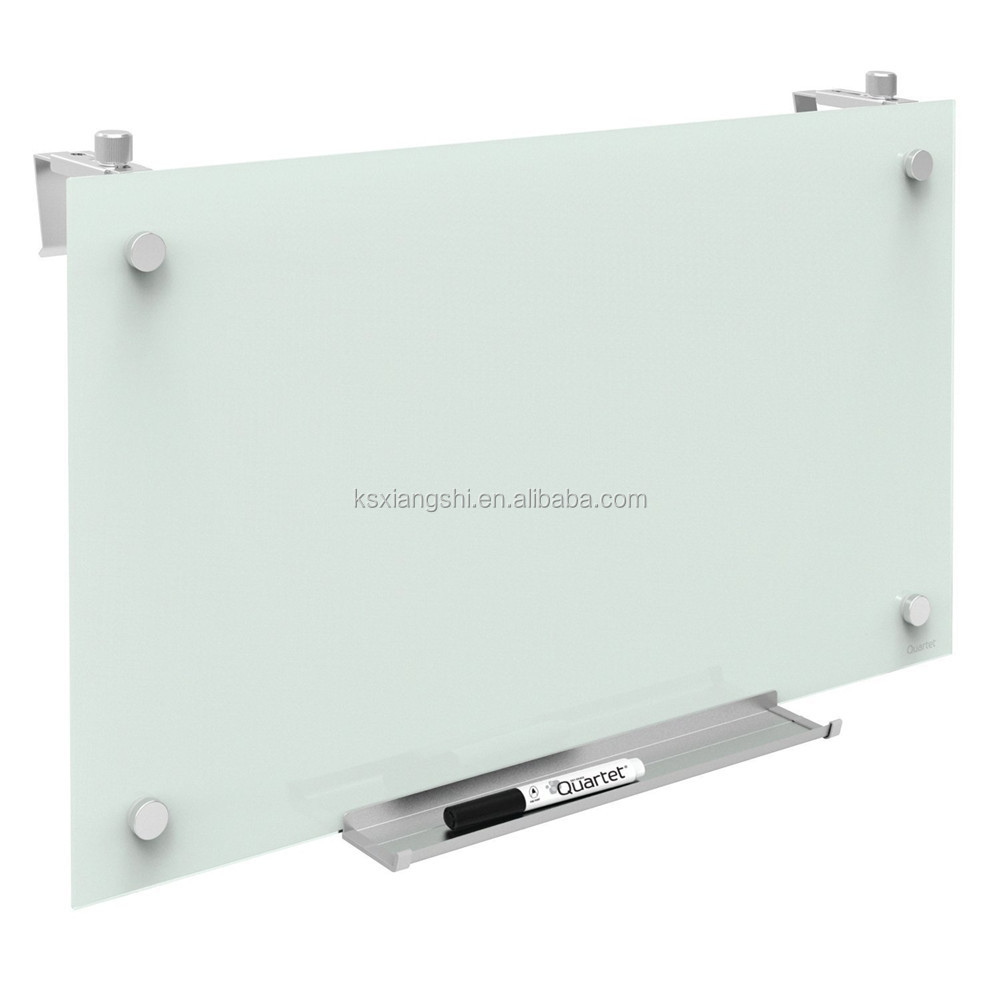 Hot sale Non-glare Magnetic Glass whiteboard