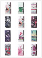 High quality Protective leather case for iphone 7, stent colorful cartoon leather case for iPhone 7