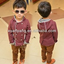 Hot Sale Popular Baby Teenage Traditional Chinese Winter Coat For Boy
