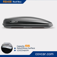 Factory Custom Car Roof Carrier Glossy/Hazy Roof Box