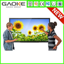 "GAOKE Touch 10 Points 32"" 42"" 55"" 60"" 80"" multi touch panel"