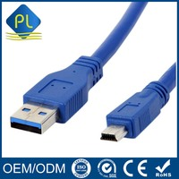 Flex Data Cables Mobile Phone Usb Am To Mini Usb Cable
