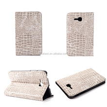 "Crocodile Pattern 7"" Android Tablet Leather Cases For Samsung Galaxy Tab 3 7"" T110"