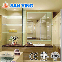 New products Toilet high quality led lights bathroom mirror