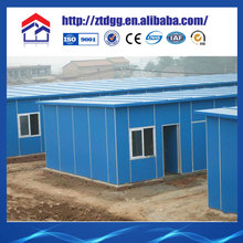 Professional design low cost prefeb house from China manufacturer