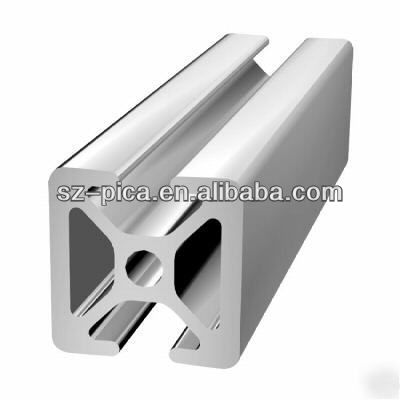 Greenhouse aluminum extrusion profiles