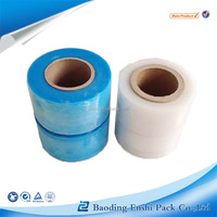 17 Micron Stretch Wrap,Plastic Stretch Film,Black Hand Pallet Shrink Wrap