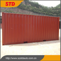 Alibaba China 20ft HC brand new dry shipping container