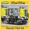 xenon hid headlight kit slim ballast h7 6000k 35w