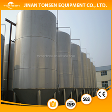 Shandong manufacture 100BBL stainless steel mash tun brew kettle beer brewery equipment CE&ISO certified