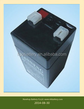 Maintenance free, the use of advanced valve regulated sealed lead acid battery
