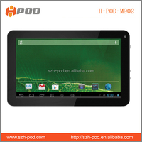 2014 new 9 inch android tablet pc/mid Allwinner A23 dual core bluetooth