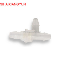 "3/16"" PP/Silicone Plastic Duckbill Check Valve /One Way Non Return Valve/Small Valve DBV1603CSNT"