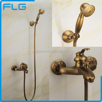 Acceptable Custom Multi-Function Antique Telephone Shower Shower Set