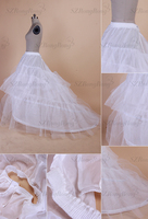 PT1514 hot sale sweep-long wedding petticoat