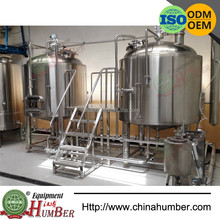 2016 New craft 10bbl industrial commercial beer brewing equipment for bar