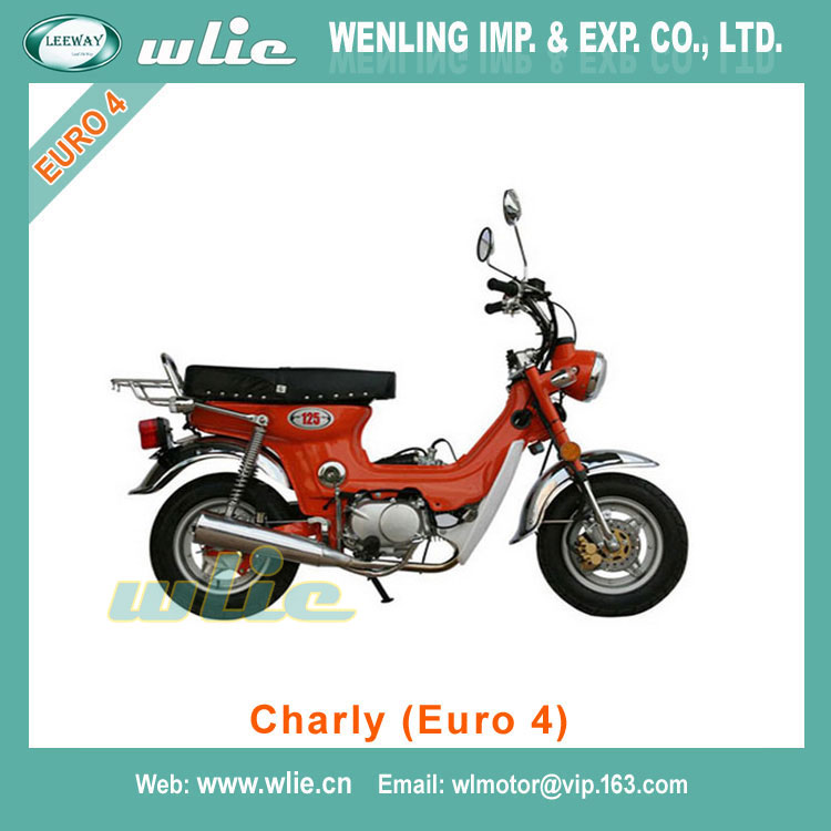 2018 New znen selling well sporty 125cc 150cc gas scooter in burma zili pit bike zhejiang motor bikes Charly 125 (Euro 4)