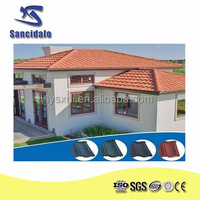 Stone Coated Metal Classical Roofing Tile/Fiber Cement Roofing Sheets