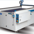 CNC automatically paper gluing machine