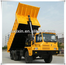 SHACMAN and HOWO 50 ton off road dump truck