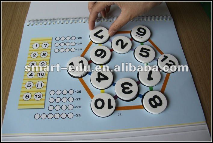 Math IQ game for kids developing kids IQ