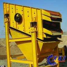 Vibrating Screen used in stone crusher line/xxsx hot vibrating screen in china