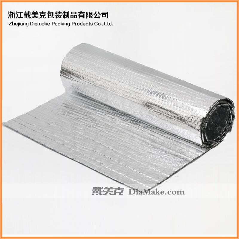 exceptional laminated high flame retardation household aluminum foil For Building Materials