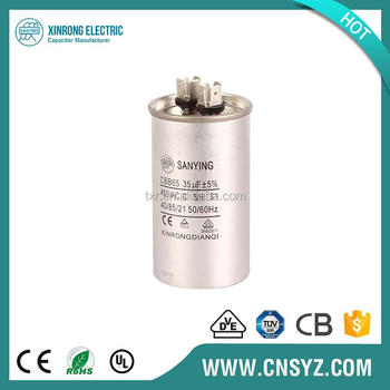 Capacitors for Heating Ventilation Air Conditioning