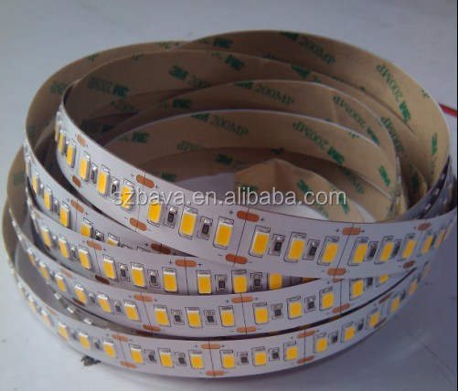 600leds per roll led 7020 strip with 5630 board
